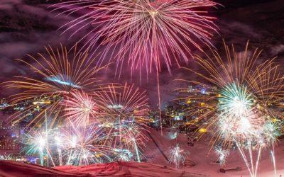 Festivités du Nouvel An