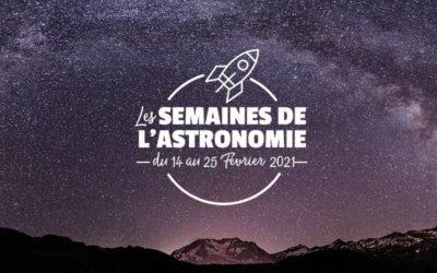 LES SEMAINES DE L'ASTRONOMIE